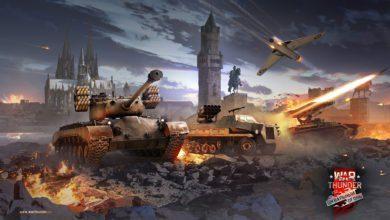 Photo of War Thunder: обновление 1.53 «Шквальный огонь»
