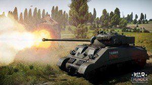 WarThunder_Sherman Firefly_1