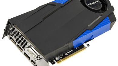 Photo of GIGABYTE выпустила GeForce GTX 970 с «турбинным» охлаждением