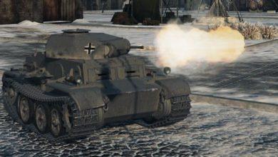 Photo of Pz.Kpfw. II Ausf. J — Крепкий орешек