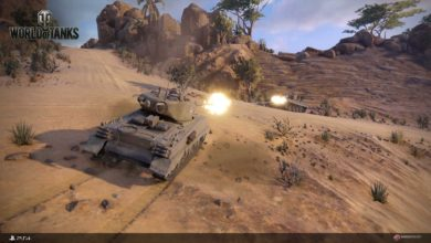 Photo of World of Tanks вышел на PlayStation 4