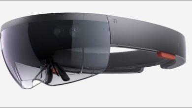 Photo of Microsoft HoloLens: без подзарядки около пяти часов
