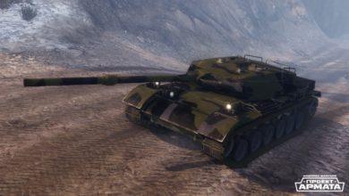 Photo of В Armored Warfare добавили китайские танки