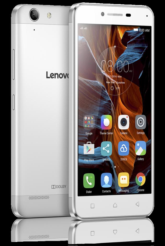 Lenovo VIBE K5_Silver