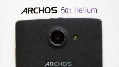 Photo of Обзор ARCHOS 50d Helium 4G: И по карману не ударит