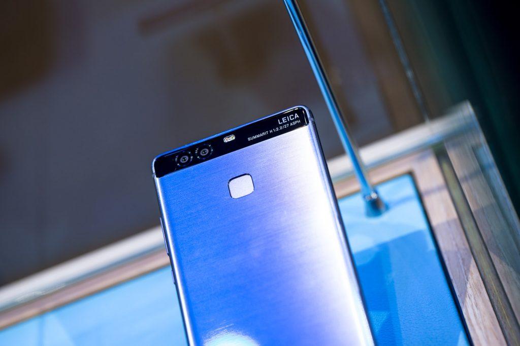 Huawei P9_Blue