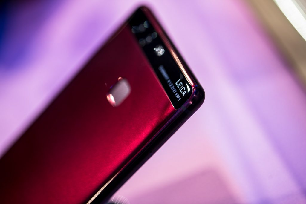 Huawei P9_Red