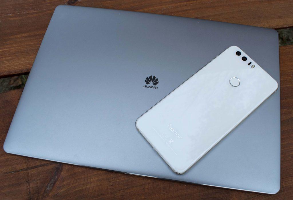 Huawei MateBook и Honor 8