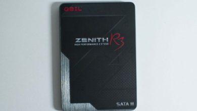 Photo of Обзор SSD-накопителя GeIL Zenith R3 (GZ25R3-120G)