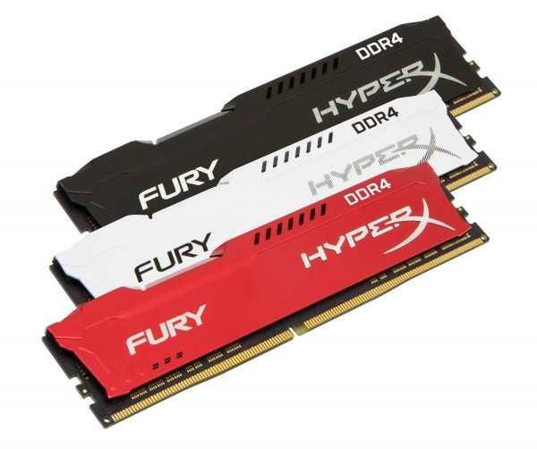 HyperX FURY DDR4 Family