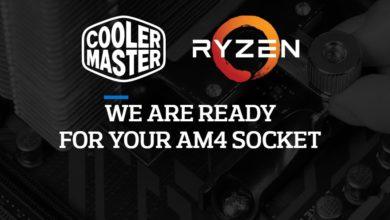 Photo of Системы охлаждения Cooler Master будут поддерживать сокет TR4 под новейшие процессоры AMDRyzenThreadripper