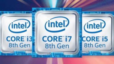 Photo of Intel представляет процессоры Core 8-го поколения для ультрабуков и «трансформеров»