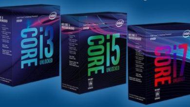 Photo of Компания Intel анонсировала процессоры Core 8-го поколения