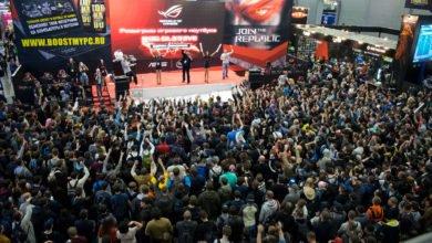 Photo of ИгроМир 2017: Стенд ASUS Republic of Gamers — зрелища на любой вкус!