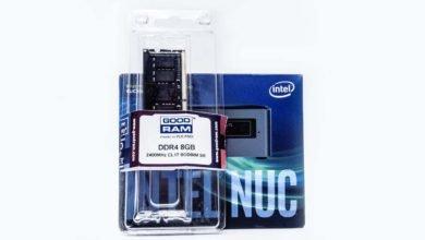 Photo of Обзор оперативной памяти GoodRam SO-DIMM DDR4 2400 МГц CL17 (GR2400S4464L17S/8G)