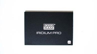 Photo of Обзор твердотельного накопителя GoodRam Iridium Pro 480 Гб (SSDPR-IRIDPRO-480)
