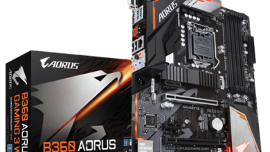 Photo of Gigabyte представила материнские платы Aorus Gaming Wi-Fi H370 и B360-серии