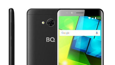 Photo of BQ представляет самый доступный безрамочный смартфон в линейке – BQ-5340 Choice