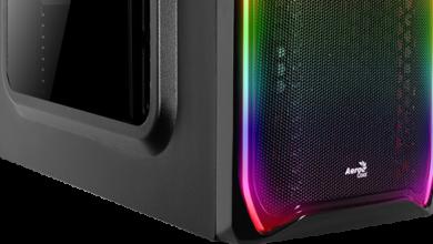 Photo of AeroCool представила бюджетные корпуса V3X RGB и V3X RGB WINDOW