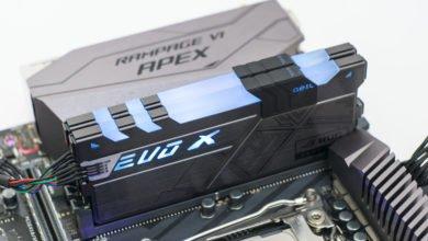 Photo of Обзор оперативной памяти GeIL EVO X ROG Certified GREXR416GB3000C15ADC