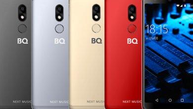 Photo of BQ выпустил новый музыкальный смартфон