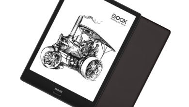 Photo of Представлен новый легкий букридер от ONYX BOOX — ONYX BOOX Note
