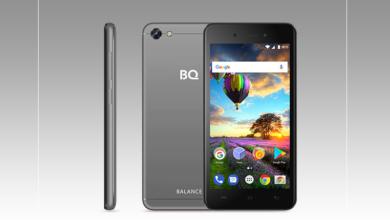 Photo of Смартфон BQ Balance с ёмким аккумулятором уже в продаже