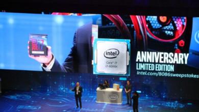 Photo of Computex 2018: Юбилейный процессор Intel Core i7-8086K представлен официально