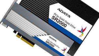 Photo of ADATA представляет серию SSD-накопителей корпоративного уровня SR2000