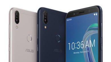 Photo of Компания ASUS представляет смартфон ZenFone Max Pro