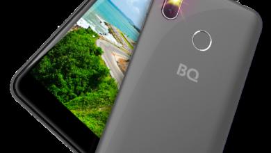 Photo of BQ представляет стильный и производительный смартфон BQ-5515L Fast