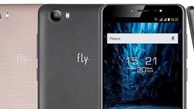 Photo of Начались продажи нового смартфона Fly Life Mega