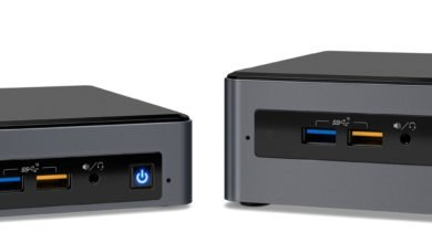 Photo of Intel представила новые мини-ПК семейства NUC