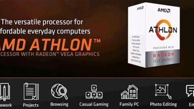 Photo of AMD официально анонсировала APU Athlon 200GE всего за 55$