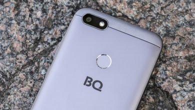 Photo of Обзор смартфона BQ-5512L Strike Forward