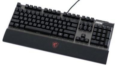 Photo of Обзор игровой клавиатуры MSI Vigor GK80