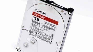 Photo of Обзор жесткого диска Toshiba P300 3 ТБ (HDWD130)