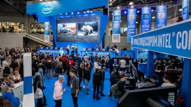 Photo of ИгроМир 2018: Стенд Intel. Киберспорт, VR, Optane и моддинг и море призов!