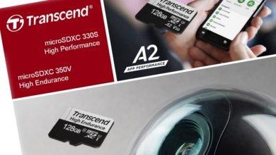Photo of Transcend выпускает новые высокоскоростные карты памяти microSDXC 330S и 350V High Endurance