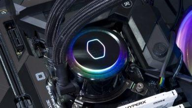 Photo of Обзор системы жидкостного охлаждения Cooler Master MasterLiquid ML240R RGB