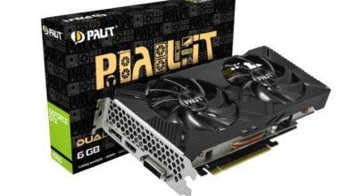 Photo of Palit представляет серию GeForce GTX 1660 на архитектуре Turing