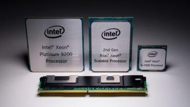 Photo of Intel представляет масштабное портфолио продуктов для передачи, хранения и обработки данных
