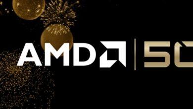 Photo of Компания AMD отмечает 50-летие