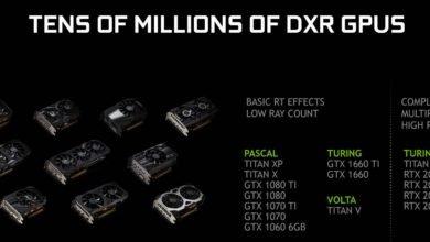 Photo of Трассировка лучей теперь доступна на GeForce GTX