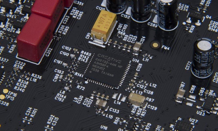 Обзор звуковой карты Creative Sound BlasterX AE-5