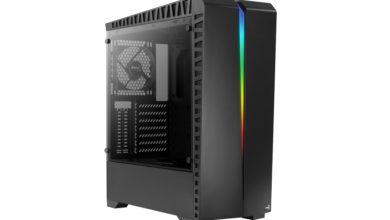 Photo of AeroCool анонсировала новый дизайнерский корпус для геймерских компьютеров