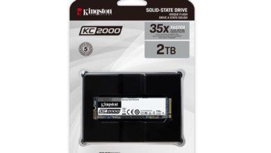 Photo of SSD нового поколения от Kingston — KC2000 NVMe PCIe