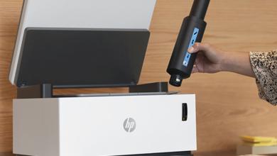 Photo of HP представляет первый в мире лазерный принтер без картриджа Neverstop Laser