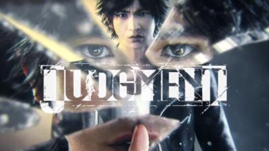 Photo of Judgment –уже в продаже