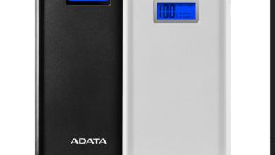 Photo of ADATA анонсирует портативные аккумуляторы S20000D и S10000